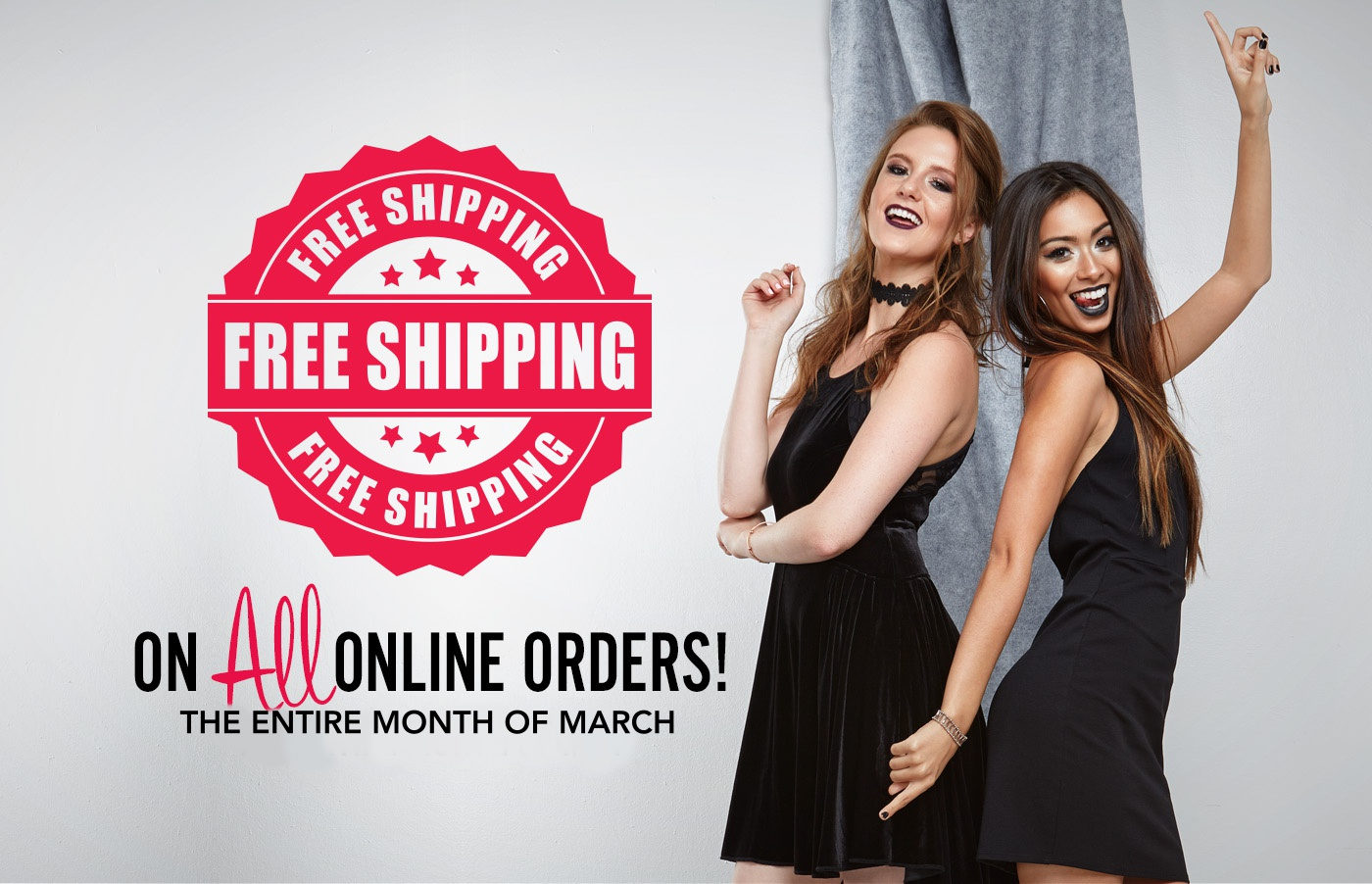 FreeShipping - MARCH